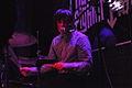 Jamie Turner playing drums in Hurricane Fighter Plane.jpg