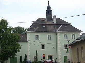 Jamné - Image: Jamne zamek