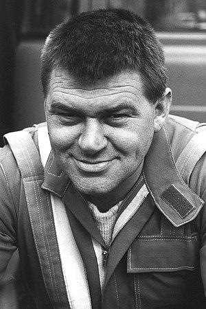 Rallycross - Dutch rallycross ace Jan de Rooy (1979)