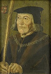 Portrait of Jan van Egmond (1438-1516), Count of Egmond