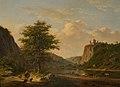 Jan Baptiste de Jonghe - Pastoral landscape.jpg