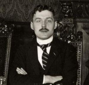Jan Donner - Donner in 1926