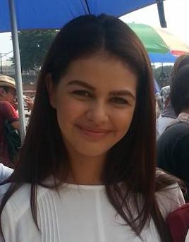 Janine Gutierrez 2016