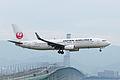 Japan Airlines, B737-800, JA315J (18305740119).jpg