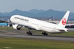 Japan Airlines, B777-300, JA8945 (21540970649).jpg