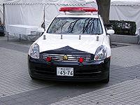 V35 Police Car