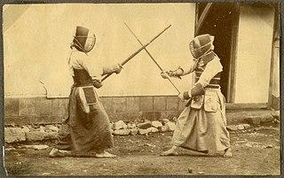 Kendo Kata Fixed patterns in kendo practice