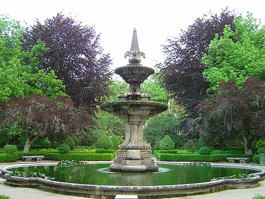 Botanical Garden of the University of Coimbra