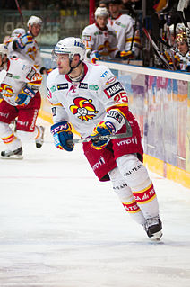 Jarkko Ruutu ice hockey player