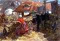 Jarmarczny flirt, 1907.jpg