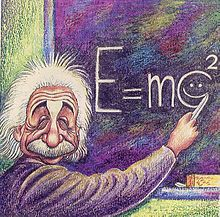 How do you cite Einstein quotes?