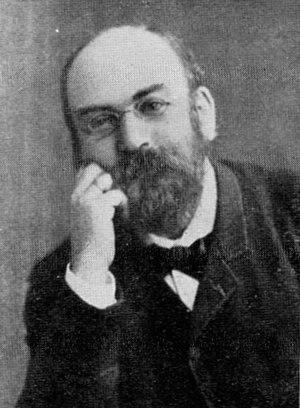 Louis Émile Javal - Louis Javal in 1906