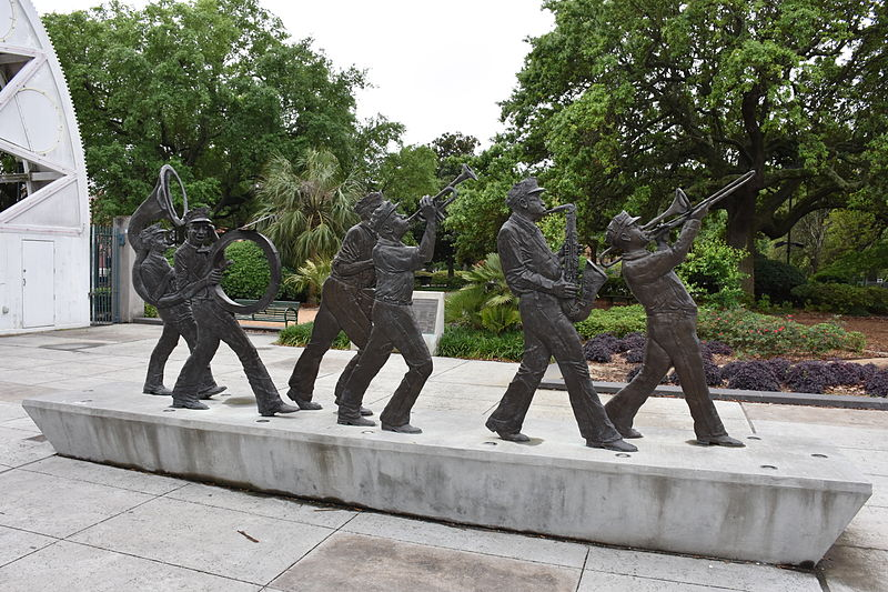 File:Jazz statue in Louis Armstrong Park, New Orleans.JPG