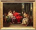 Jean-baptiste wicar, virgilio legge l'eneide ad augusto, ottovia e livia, 1790-93.jpg