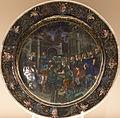Jean de Court - Assiette - Scènes de la vie de Joseph (émail peint sur cuivre, Limoges, 1565) - 4.jpg