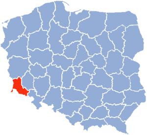 Jelenia Góra Voivodeship - Jelenia Góra Voivodeship