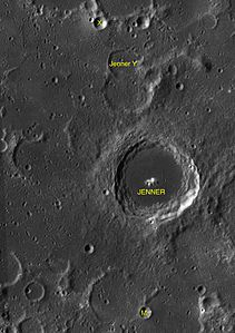 Jenner sattelite craters map.jpg