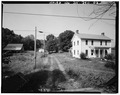 Jeremiah Bean Farmstead, Southwest side of U.S. Route 50, 1.8 miles south of Guysville, Guysville, Athens County, OH HABS OHIO,5-GUYS.V,2-3.tif