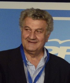 President of the Junta of Castile and León - Image: Jesús Posada 2011 (cropped)