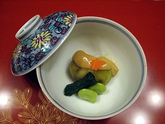 Kaiseki - Individual dishes are often small and carefully balanced