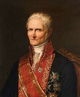 Joaquín de la Pezuela, 1st Marquess of Viluma Spanish general