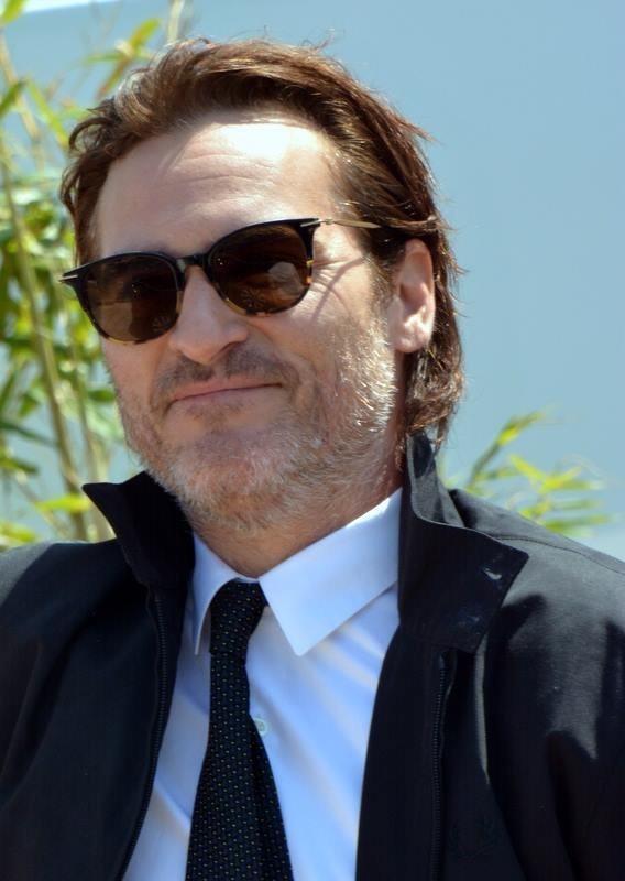 Joaquin Phoenix Cannes 2017
