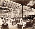 Jobbing Composing Room in The Times of India office in Bombay, November 1898.jpg