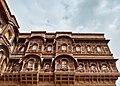 Jodhpur fort inside the mehrangarh fort.jpg
