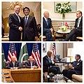 Joe Biden with various leaders at the United Nations Headquarters in 2014.jpg