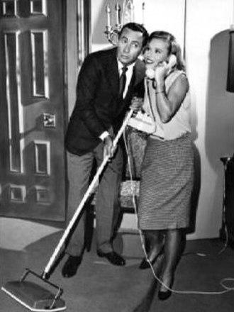 The Joey Bishop Show (TV series) - Joey Bishop and Abby Dalton (1964)