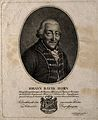 Johann David Horn. Line engraving by A. Thilo, 1801. Wellcome V0002877.jpg