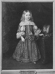 Pfalzgraf Johann Wilhelm als Kind (zugeschrieben)