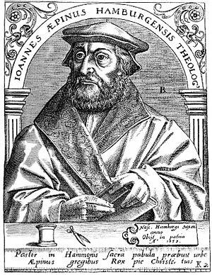 Ziesar - Johannes Aepinus