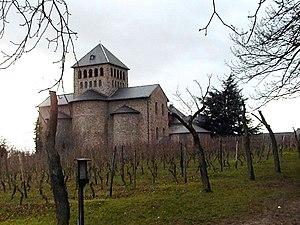 Geisenheim - Schloss Johannisberg Basilica