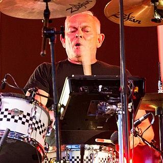 John Bradbury (drummer) Drummer with The Specials