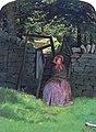 John Everett Millais (1829-1896) - Waiting - 1909P62 - Birmingham Museums Trust.jpg