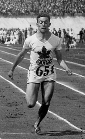 John Fitzpatrick (athlete) - John Fitzpatrick at the 1928 Olympics