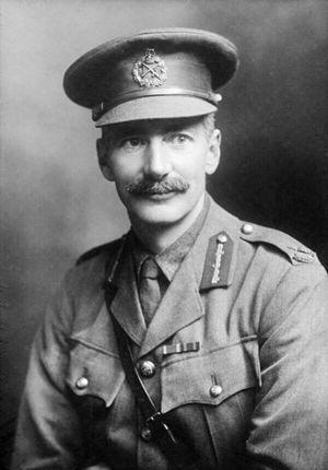 John Gellibrand - Major General Sir John Gellibrand