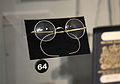 John Lennon's Glasses - Rock and Roll Hall of Fame (2014-12-30 13.55.52 by Sam Howzit).jpg