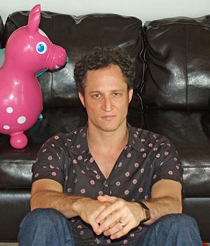 John Reed (novelist) - Reed in 2007