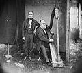 John Williams (Eos Mon 1808-90) & J Ceiriog Hughes (1832-87) NLW3362578.jpg