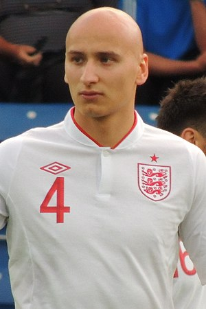 Jonjo Shelvey - Shelvey playing for England U21s in 2012