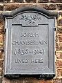 Joseph Chamberlain LCC Plaque.JPG