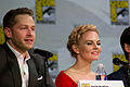 Josh Dallas & Jennifer Morrison (14776074070).jpg