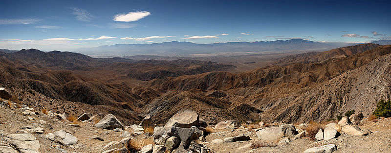 File:Joshua tree keys view pano more  vertical.jpg