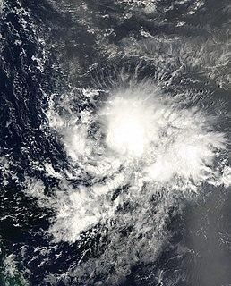 Hurricane Joyce (2000) Category 1 Atlantic hurricane in 2000