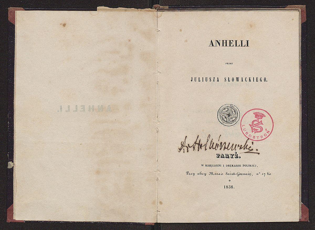 Anhelli Wikipedia Wolna Encyklopedia