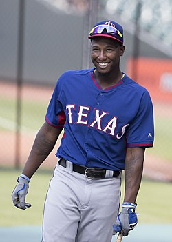how tall is jurickson profar
