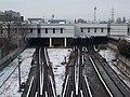 Kőbánya-Kispest metro station south, 2018 Kispest.jpg