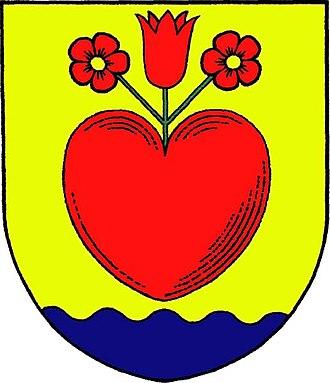 Křetín - Image: Křetín znak